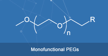 monofunctional peg